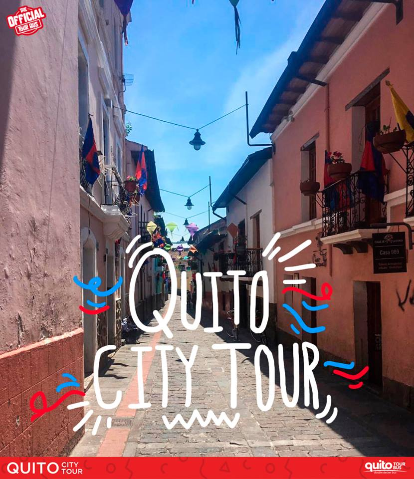 Quito Tour Bus
